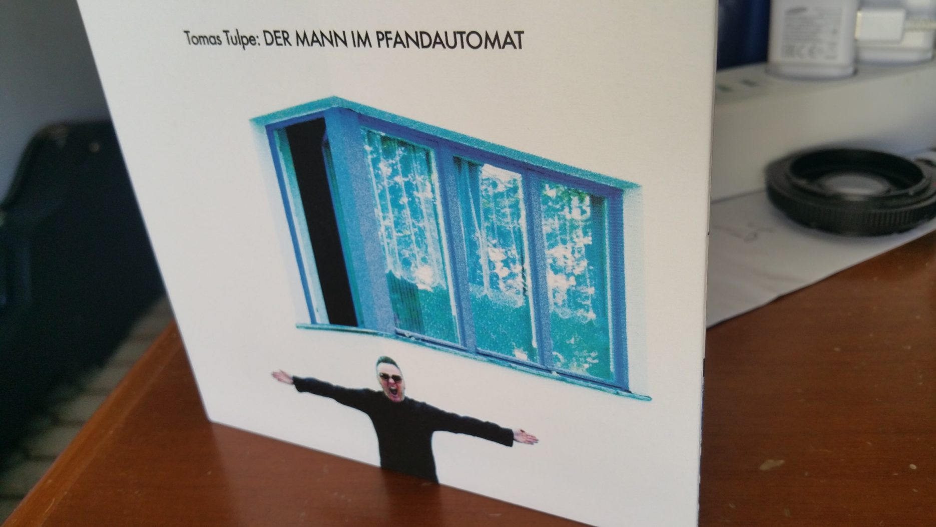 review: THOMAS TULPE – der mann im pfandautomat CD