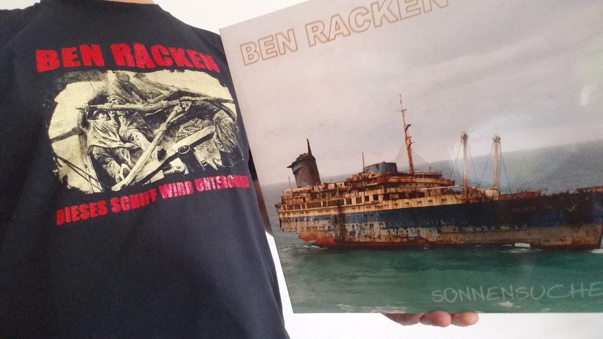 review: BEN RACKEN – sonnensucher