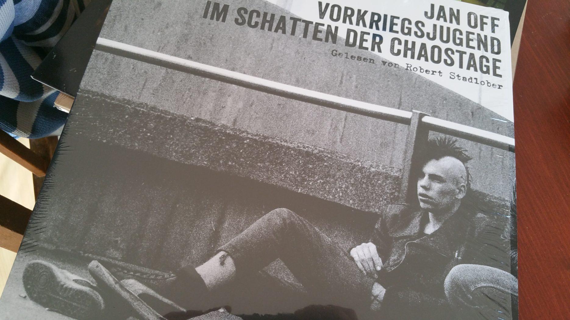 review: JAN OFF – vorkriegsjugend (im schatten der chaostage) LP