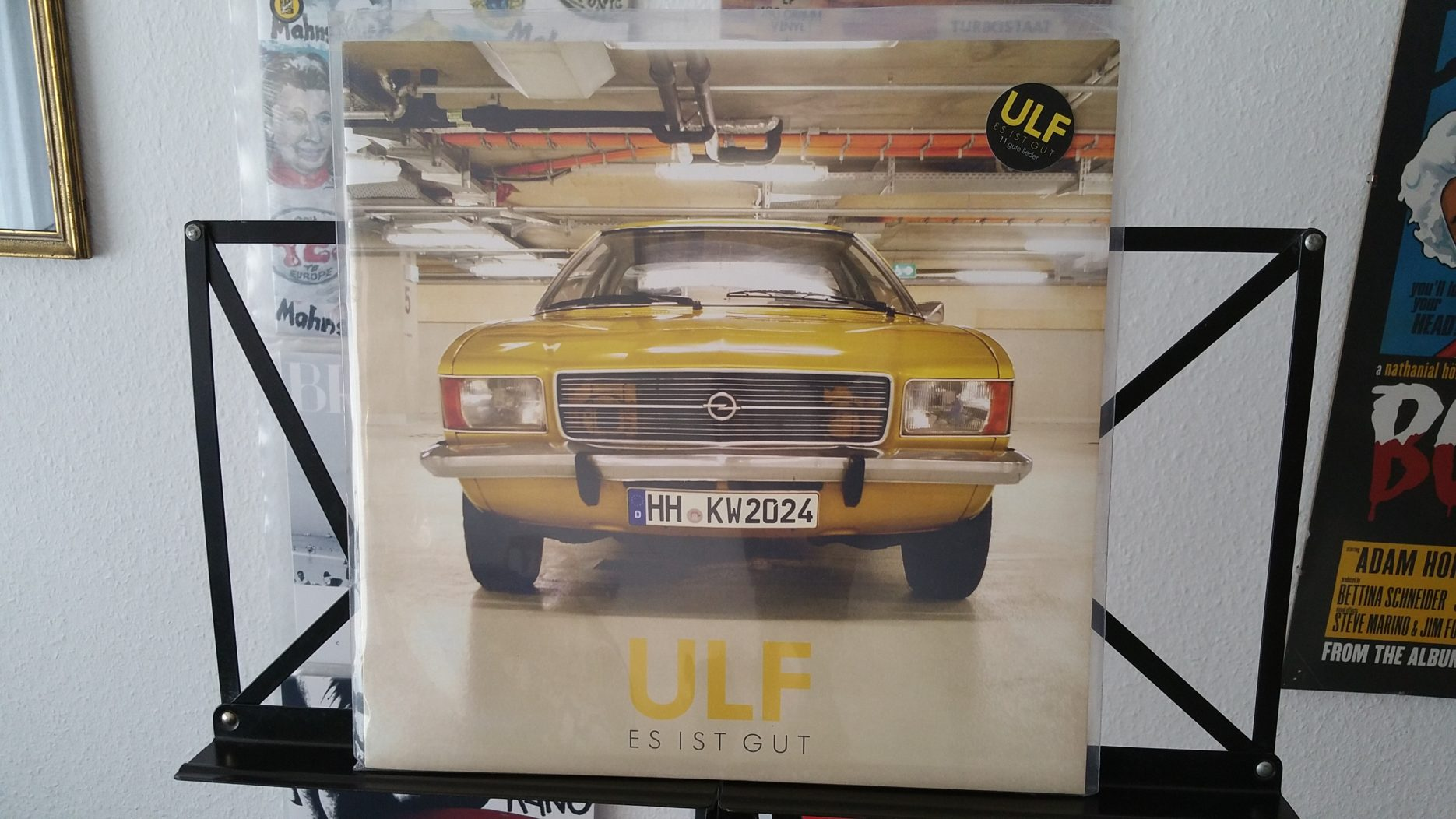 review: ULF – es ist gut LP