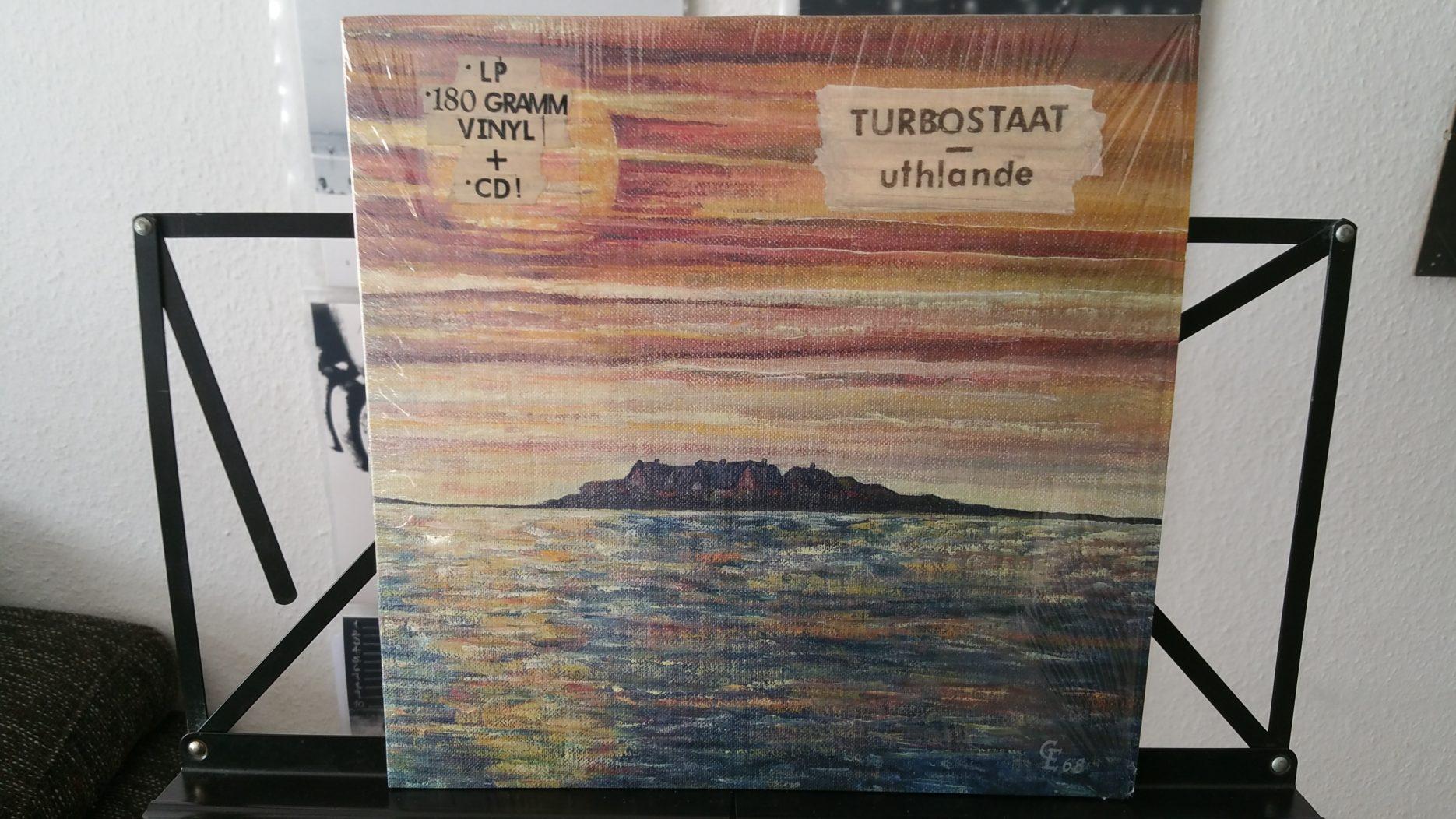 review: TURBOSTAAT – uthlande LP