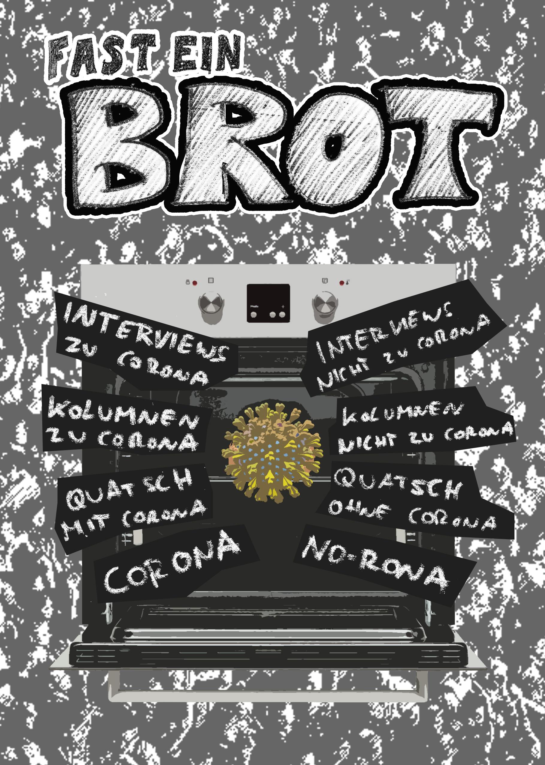 fanzine: (fast ein ) BROT sonderausgabe