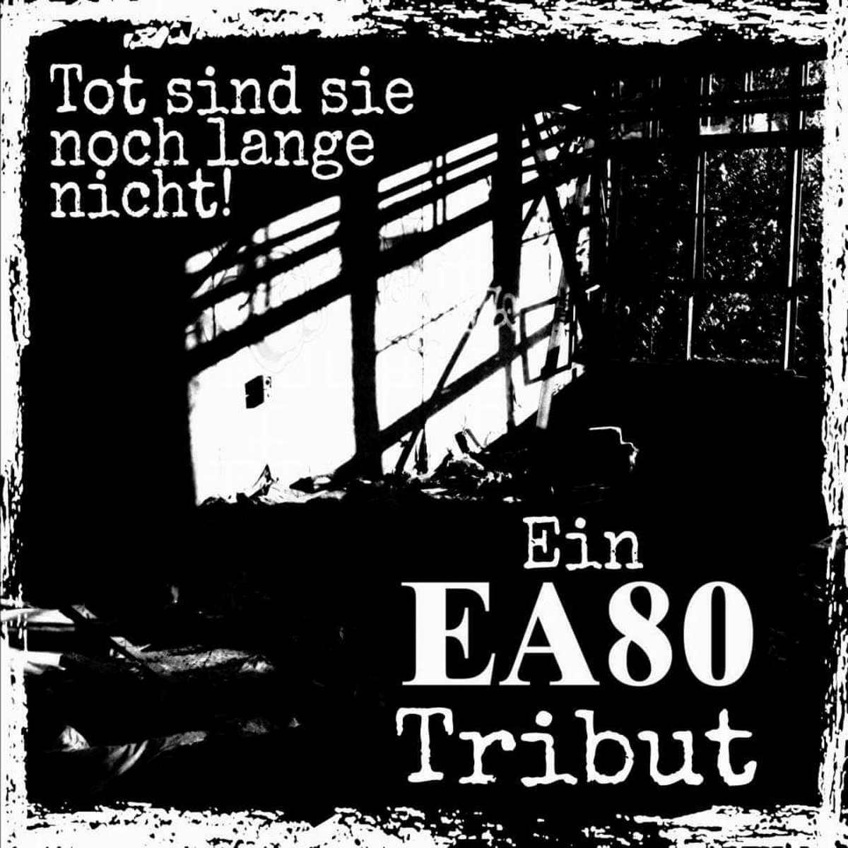 review: V/A – tot sind sie noch lange nicht (EA80 Tribute Sampler)