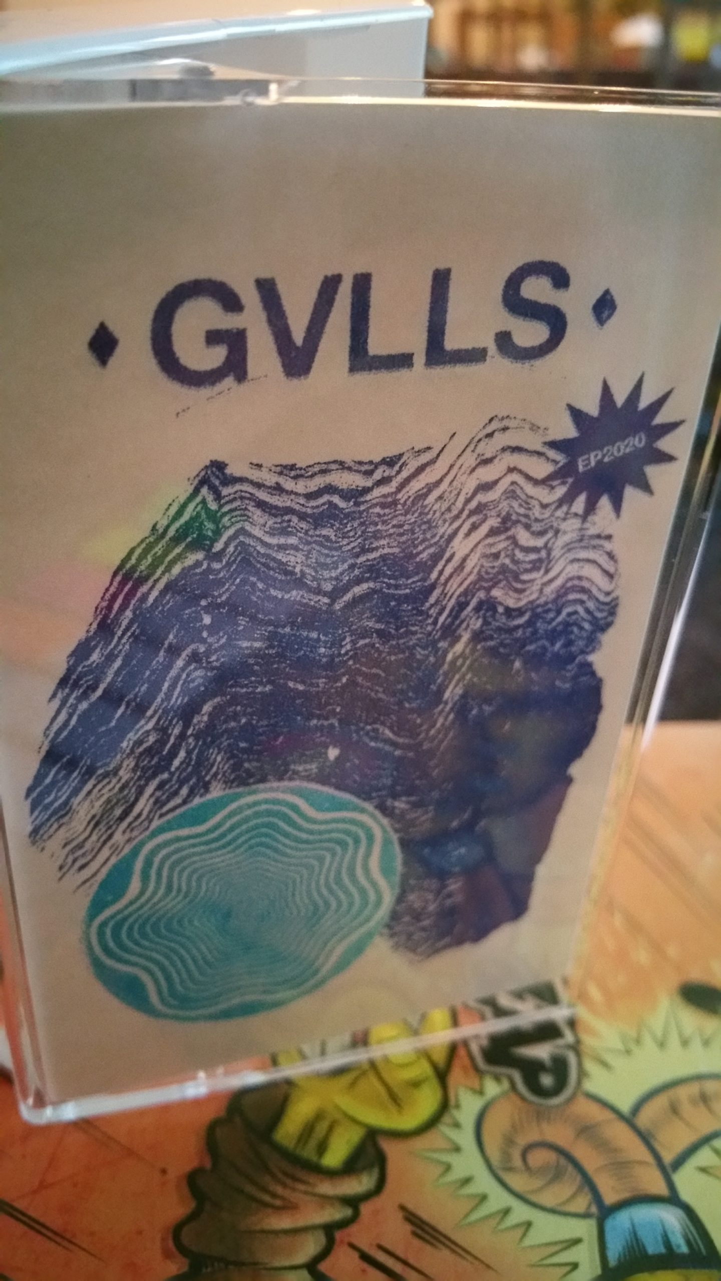GVLLS – EP2020 (tape)