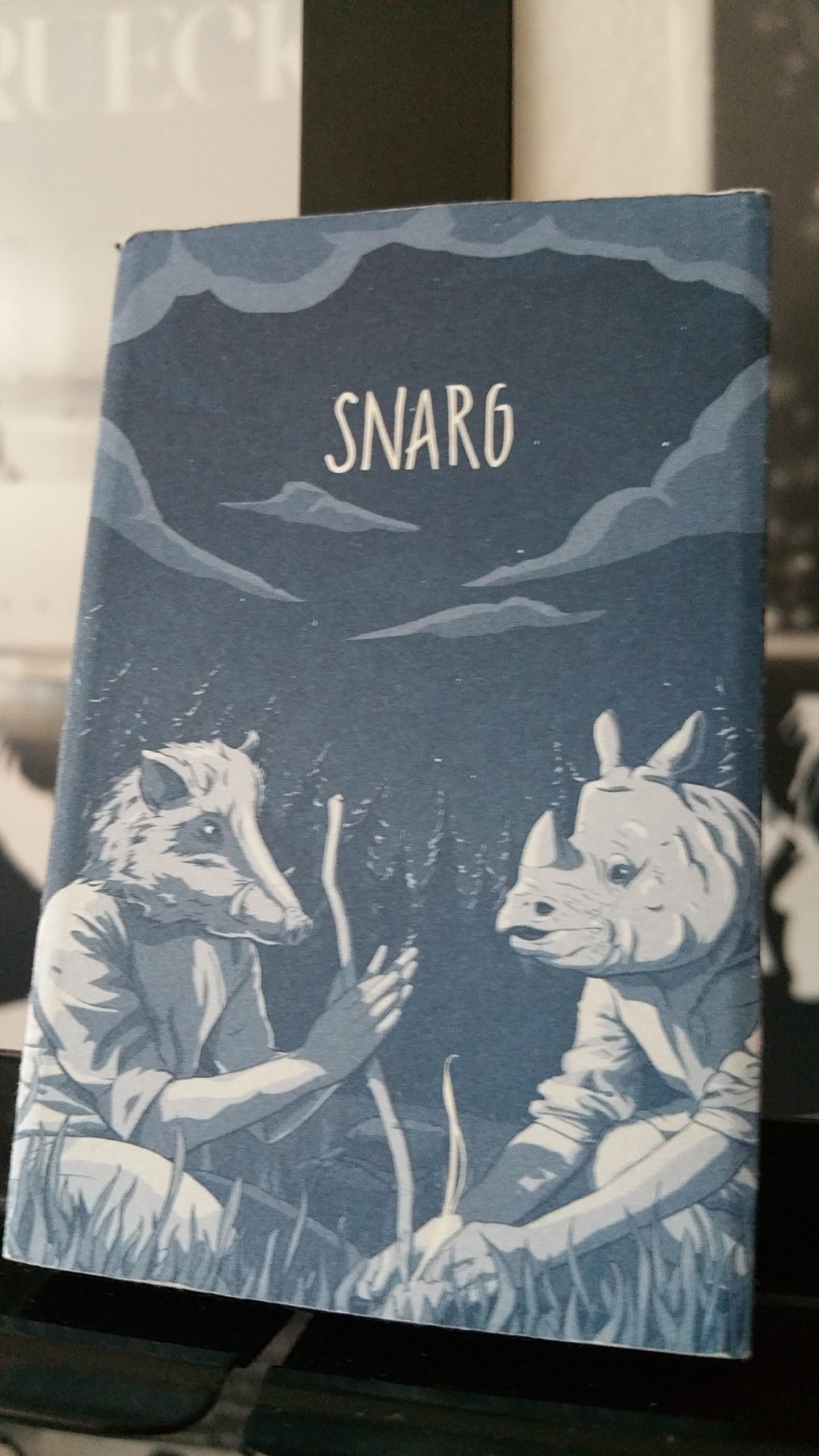 review: SNARG s/t // Snarg II // split 7inch