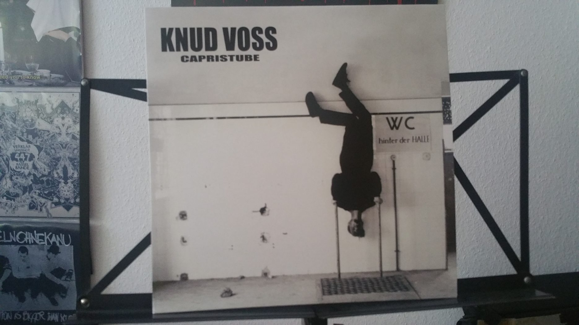 review: KNUD VOSS – capristube LP