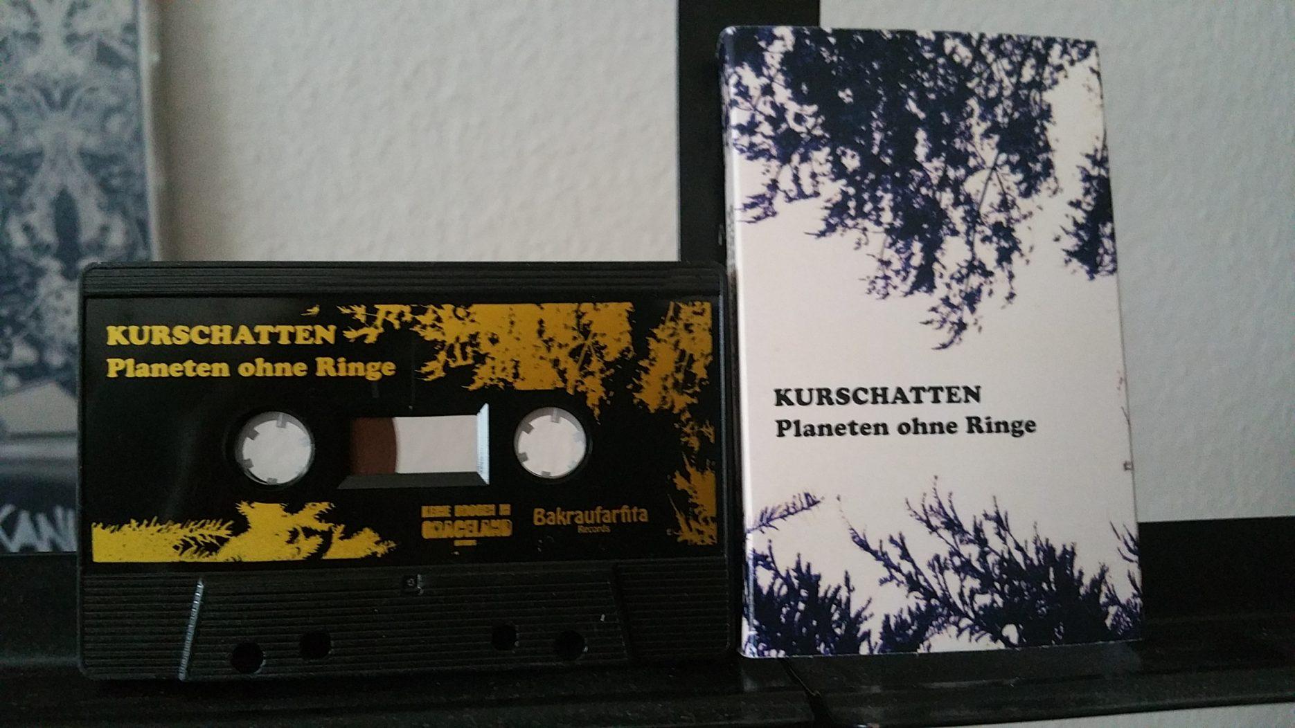 review: KURSCHATTEN – planeten ohne ringe MC