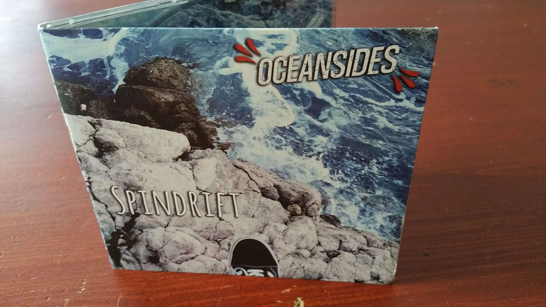 OCEANSIDES – spindrift CD (EP)