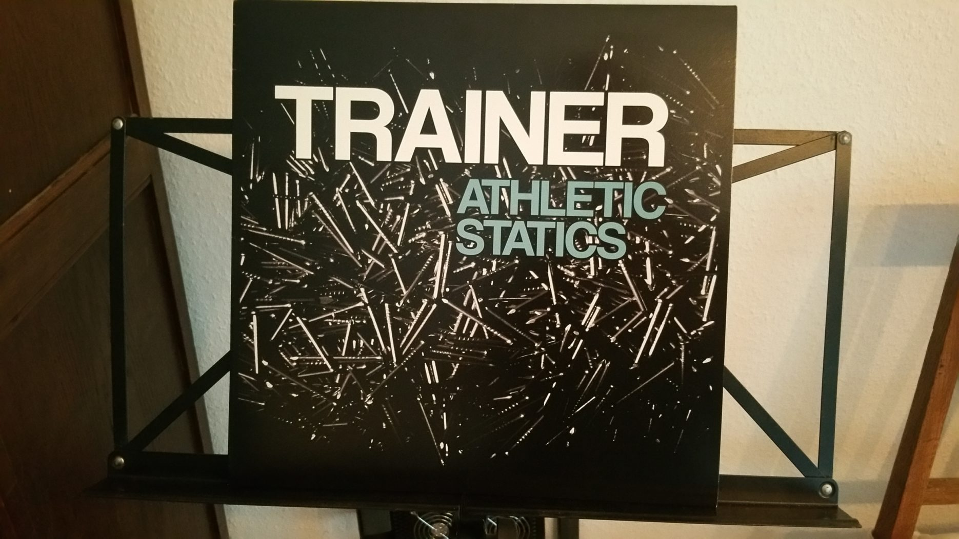 TRAINER – athletic statics LP