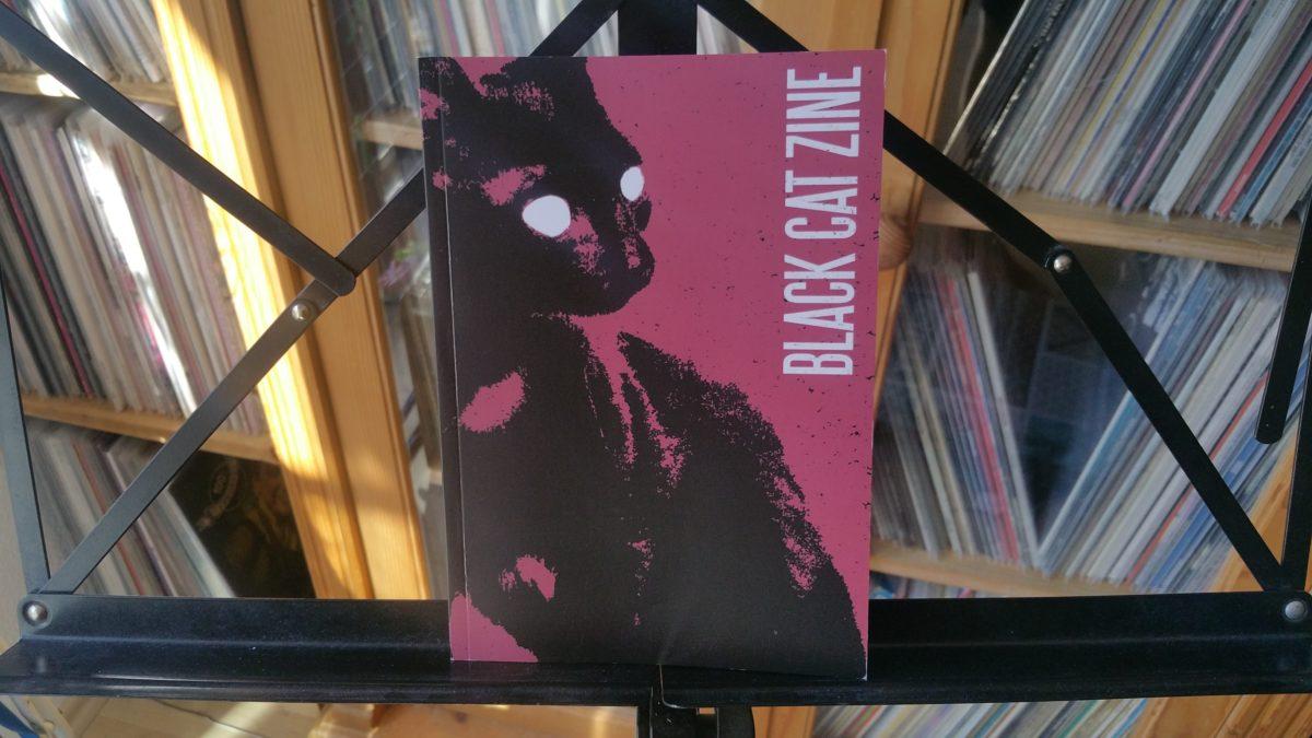 fanzine: BLACK CAT FANZINE #1