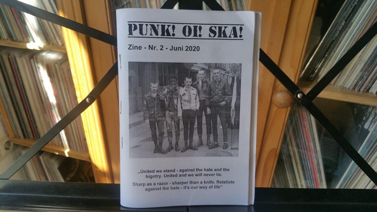 fanzine: PUNK! OI! SKA! #2