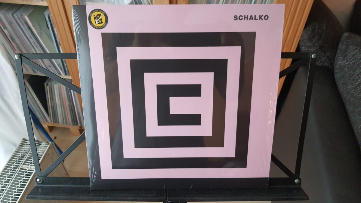 review: SCHALKO – cool LP