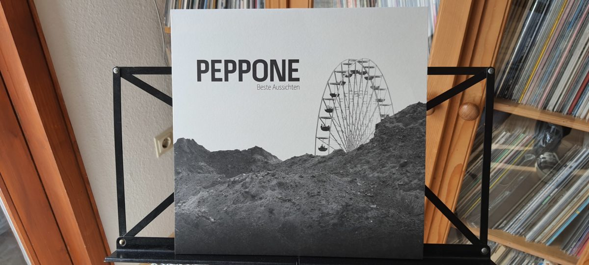 review: PEPPONE – beste aussichten LP