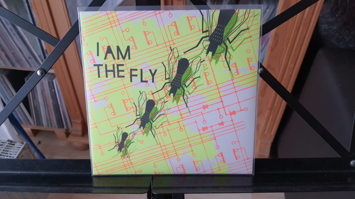 review: i am the fly – s/t 7inch