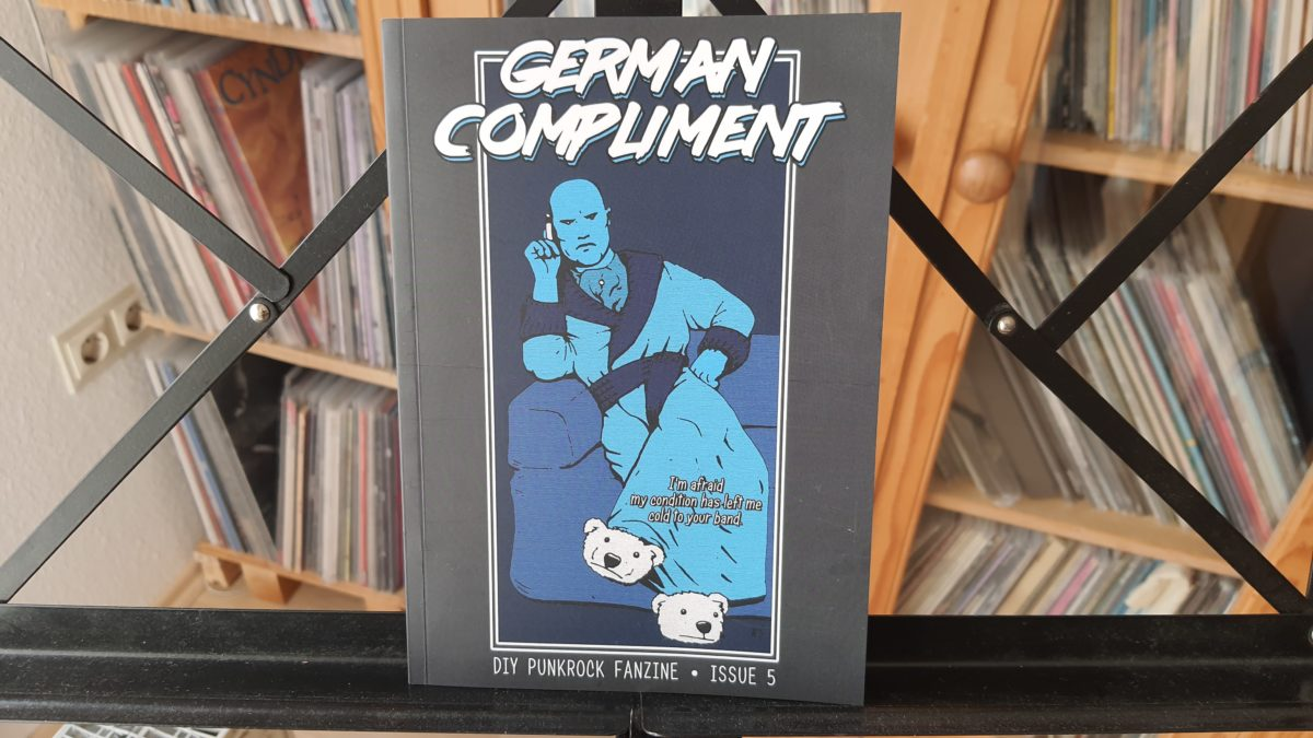 fanzine: GERMAN COMPLIMENT #5 (und #4)