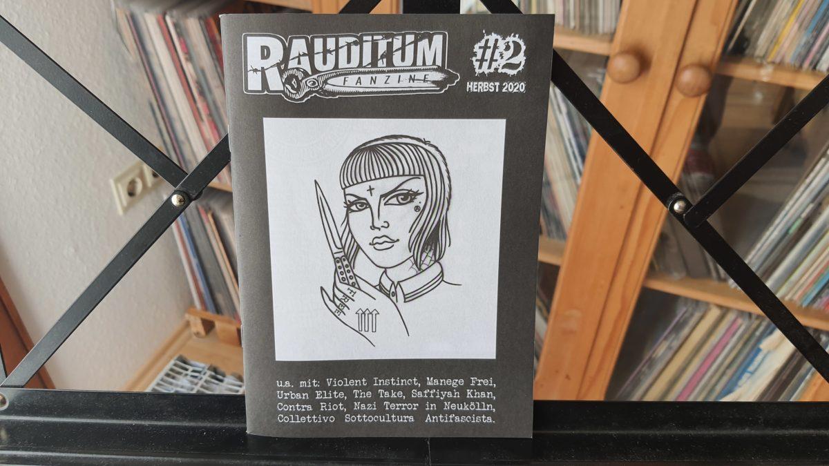 fanzine: RAUDITUM #2