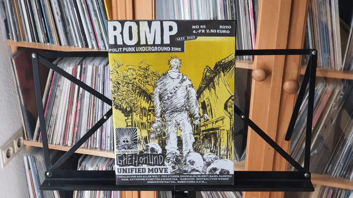 fanzine: ROMP #48