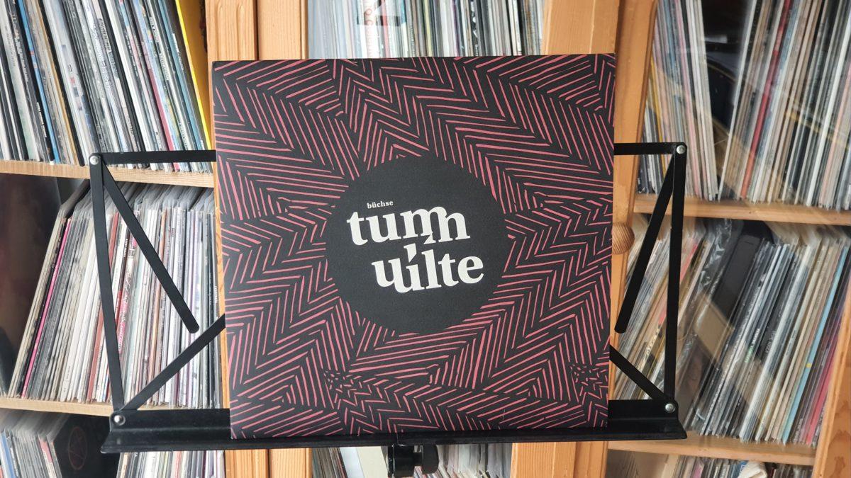 review: BÜCHSE – Tumulte LP