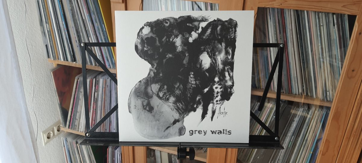 review: Grey Walls – Asche LP