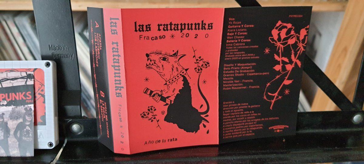 review: Las Ratapunks – Fracaso, año de la rata MC