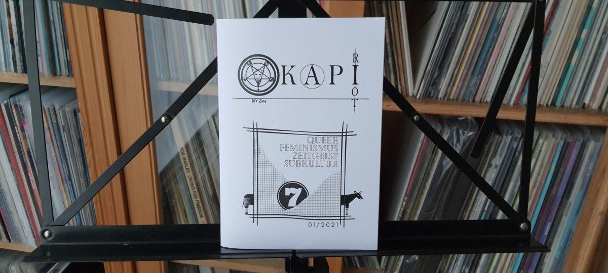 fanzine: OKAPI RIOT #7 – 01/2021