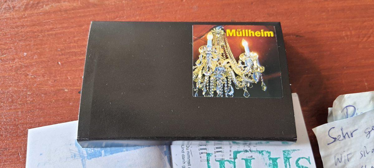 review: Müllheim – Kron MC