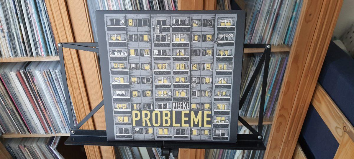 review: Piefke – Probleme LP