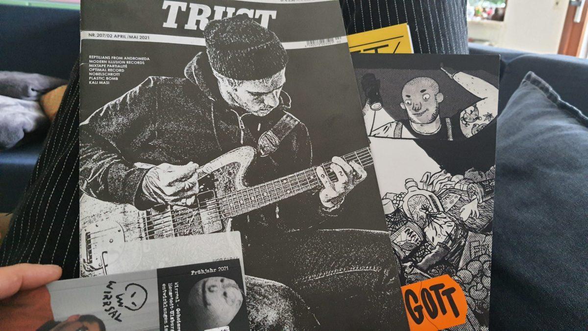 fanzine: Trust #207/02 April/Mai 2021