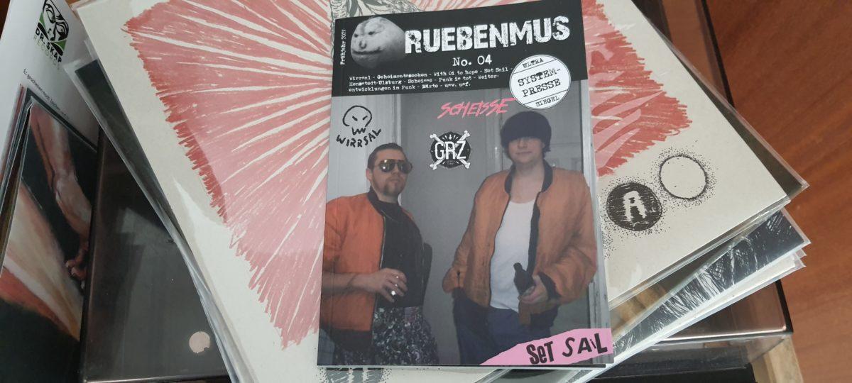 fanzine: Ruebenmus #4