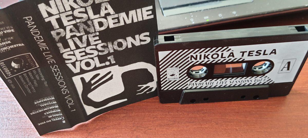 review: Nikola Tesla Pandemie Live Sessions Vol.1   MC