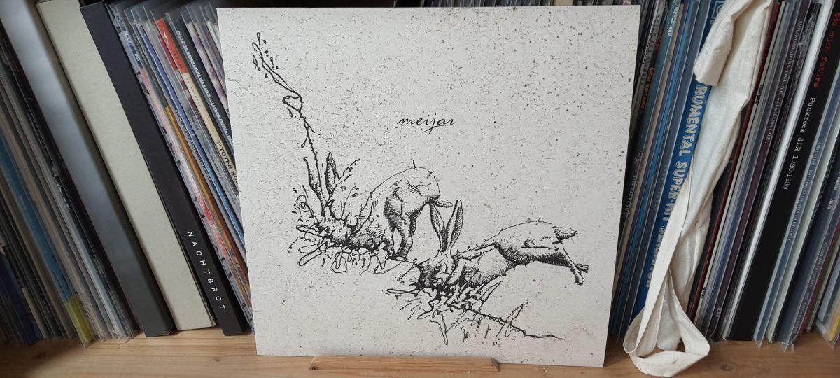 review: Meijar – s/t LP