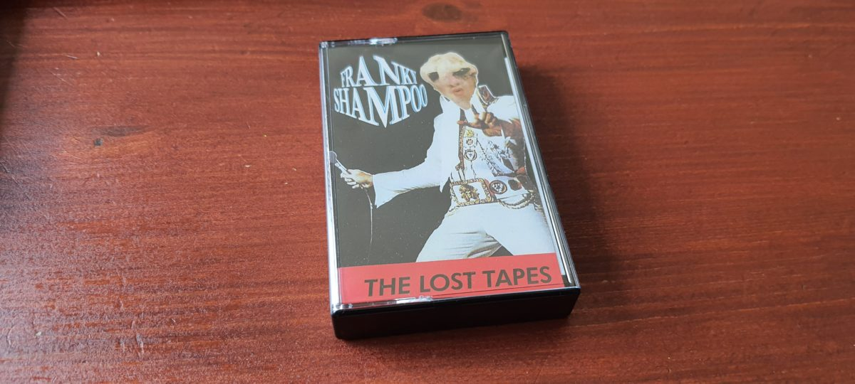 review: Franky Shampoo – the lost Tapes MC