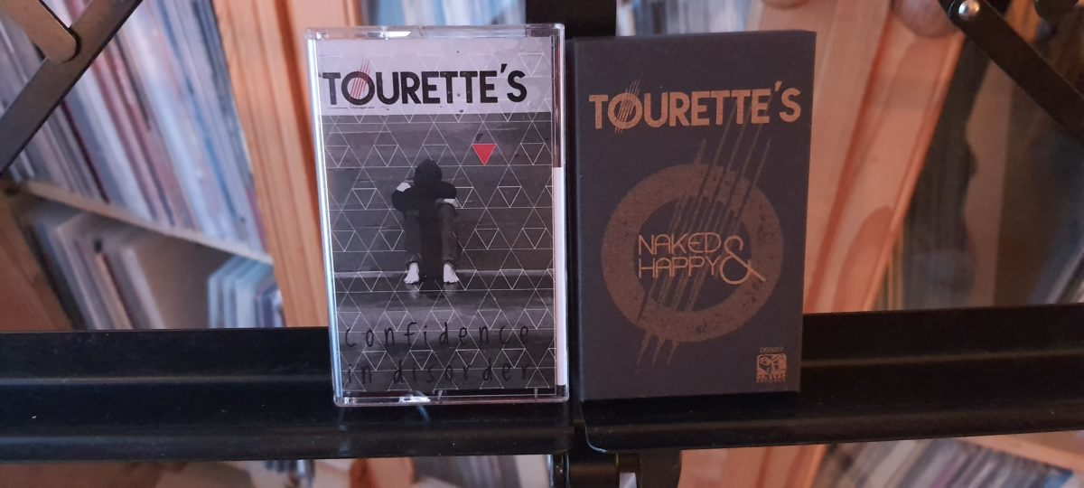 review: Tourette's – confidence in disorder MC
