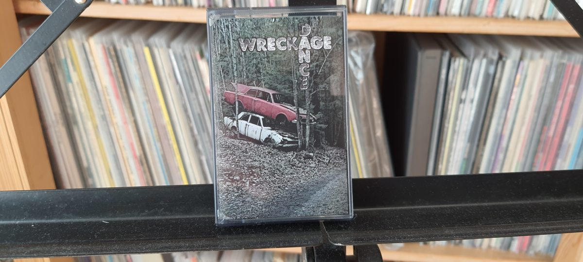 review: Wreckage Dance – s/t   MC