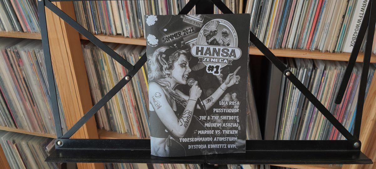 fanzine: Hansa Zeneca #1