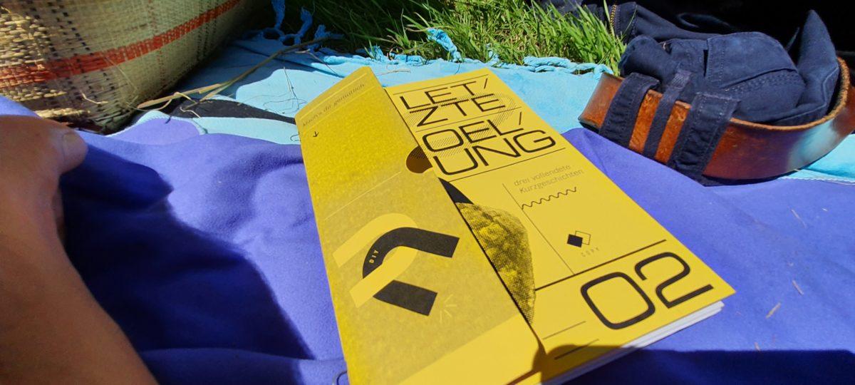 fanzine: Letzte Oelung #2 (drei vollendete Kurzgeschichten)