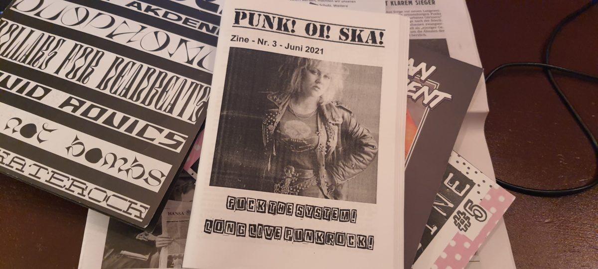 fanzine: Punk! OI! Ska! #3